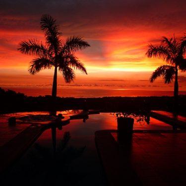 Playa Garza, Vista Royal, Nosara Guanacaste, Costa Rica.