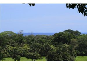 Ocean View Lot in a Private Reserve