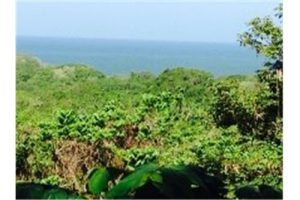 Ocean View Tiered lot in Playa Guiones Nosara