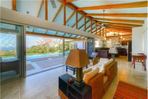 Ocean View Luxury Home w/ Lap Pool in San Juanillo
