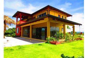 San Juanillo Custom Home – 360 Degree Ocean & Mountain Views