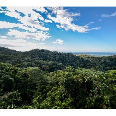 San Juan Mountain, Nosara Guanacaste, Costa Rica.