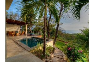 Luxury Home with Sunset Ocean Views in EE Section of Playa Guiones-SOLD