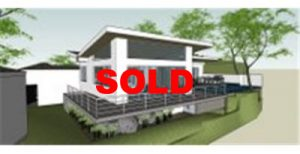 SOLD-Modern K section New Home close to the Beach