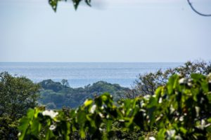Quiet, Secluded Acre in Playa Guiones with Views
