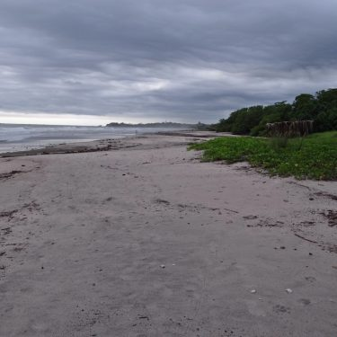 Playa Guiones, K Section, Nosara Guanacaste, Costa Rica.