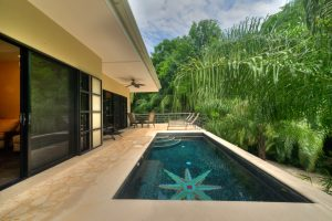 Contemporary Jungle Chic Home,  Most Desired Area,  Walk to Beach