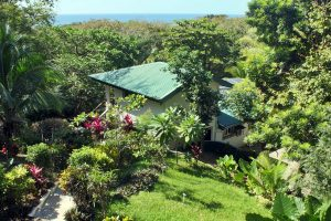 2 Homes, K Section,  1/2 acre,  Ocean View,  Solar Powered Jungle Bliss – Sold