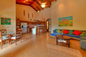 New Reduced Price – Rare Playa Guiones Beach Condo in Perfect Central Location – Under Contract