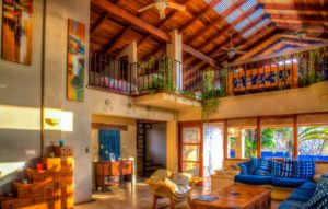 Casa Caracoles – Large Ocean View Home and Guesthouse with a One of a Kind Pool and Expansive Yards in E Section