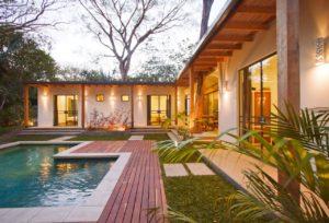 Casa Pacifico – 5bd, 4.5b – Walk To Playa Guiones Surf And Yoga
