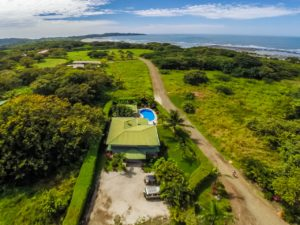 Beachfront Four Bedroom Home in Guiones Beach Club – Steps to Surf with Ocean Views and Privacy – SOLD