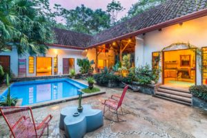 Indoor/Outdoor Nosara Style Beach House – Sold