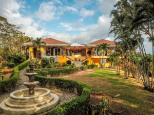 Finca San Juan – One of Kind a Giant Estate with Unparalleled Ocean Views