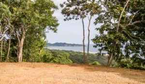 Incredible Ocean View Home Site in E Section of Playa Guiones – UNDER CONTRACT