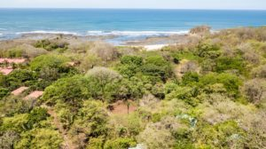Large, Fully Buildable Lot Located Less than a Minute From Playa Pelada Sand and Bordering Protected Parkland