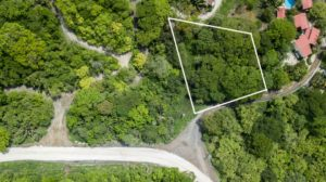 Prime Development Lot – Main Road Intersection Playa Pelada