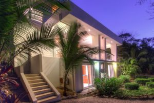 Spacious Modern 4 Bedroom Home Conveniently Located in Sought Out Area of Playa Guiones