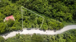 Large, High Altitude Parcel with Jungle Views in Guiones