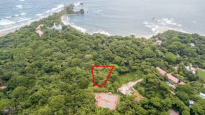 Rare Beach Front Lot in Pelada – 5 Minute Walk to Guiones Surf