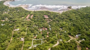 Double Lot in Pelada – Private and Close to the Beach