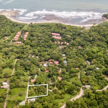Playa Peladas, Section C, Nosara Guanacaste, Costa Rica.