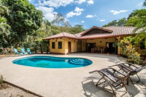 Large Home in North Guiones – Backs Up to Green Space and Close to the Beach – Sold