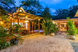 Bohemian Jungle Chic Beach House – Playa Pelada