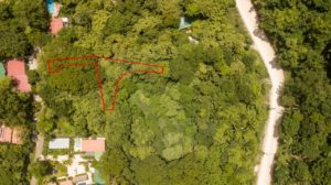 Unique Private Lot in North Guiones